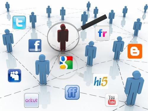 imagen redes sociales