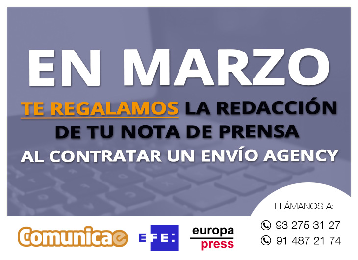 Ejemplo de plan promocional de Comunicae