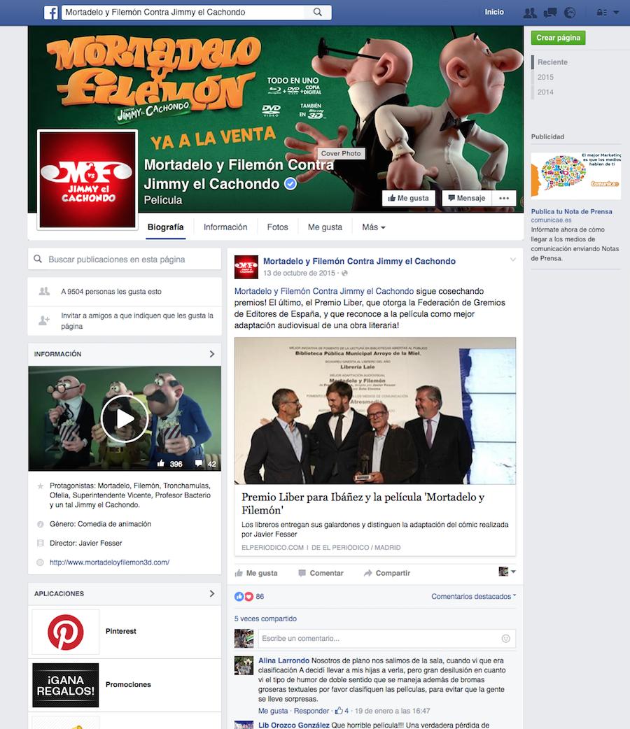 Mortadelo y filem n quieren ser tus amigos en facebook for Planeta de agostini r2d2