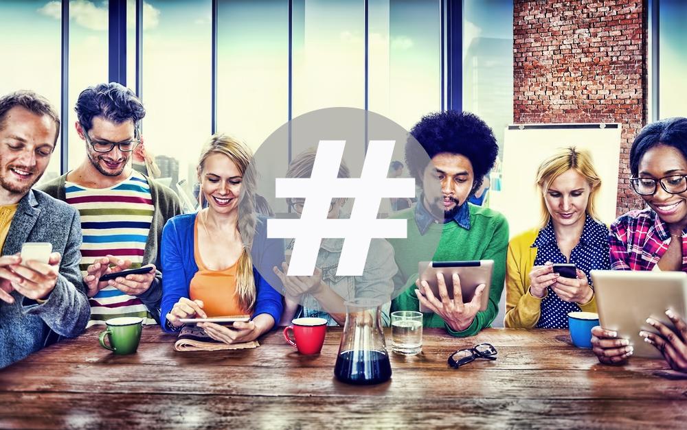 Los mejores hashtags para mi marca en Instragam