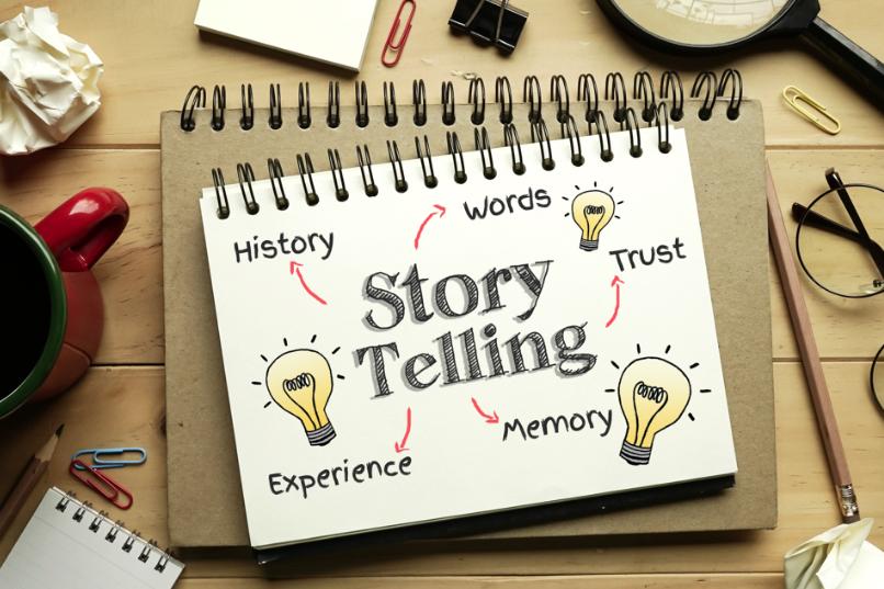 ¿Qué es Storytelling?