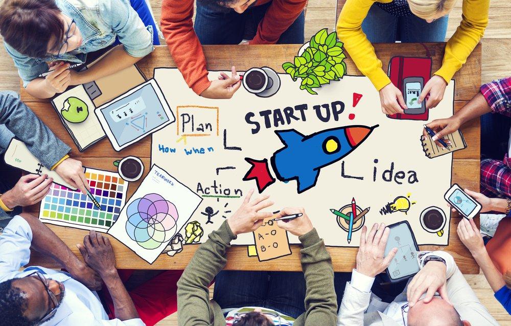 eventos emprendedores y startups