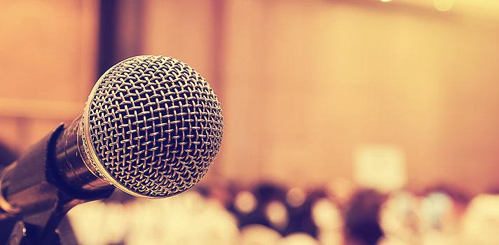 Notas de prensa para eventos: Ferias, Exposiciones…