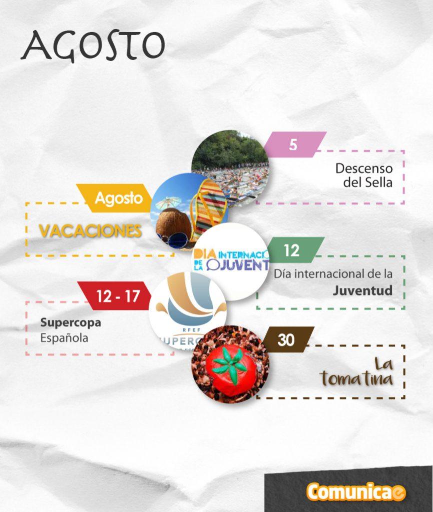 España Agosto