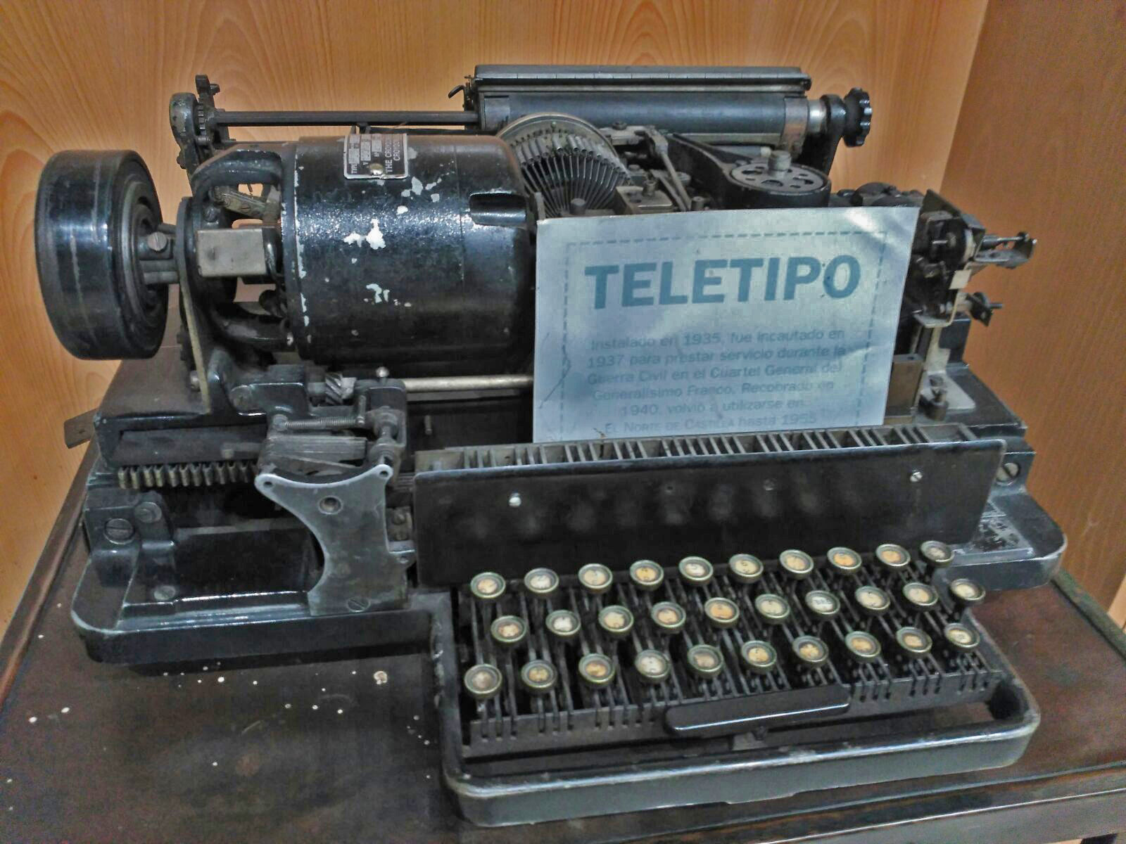 Del teletipo a comunicados de prensa: la evolución de la información en las redacciones - Blog de Comunicae.es