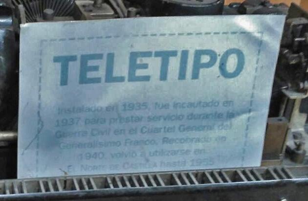 teletipo cartel