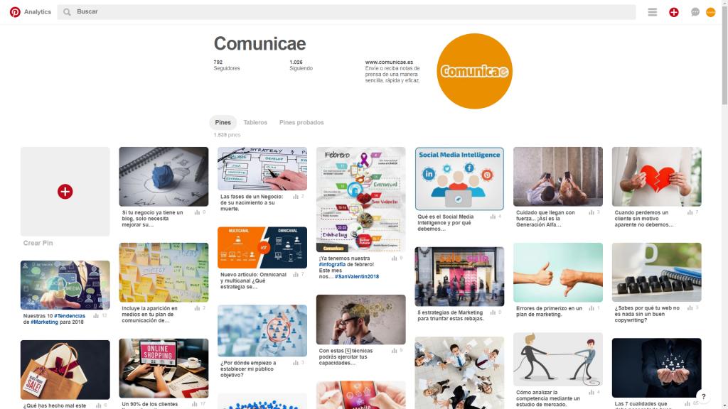 Diseño web ejemplo página modular