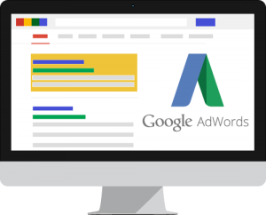 Posicionamiento SEM en Google Adwords