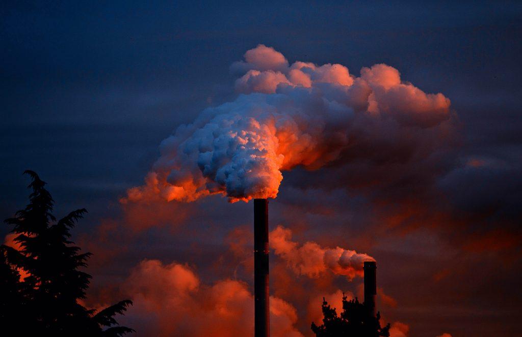 El CO2 que produce Google