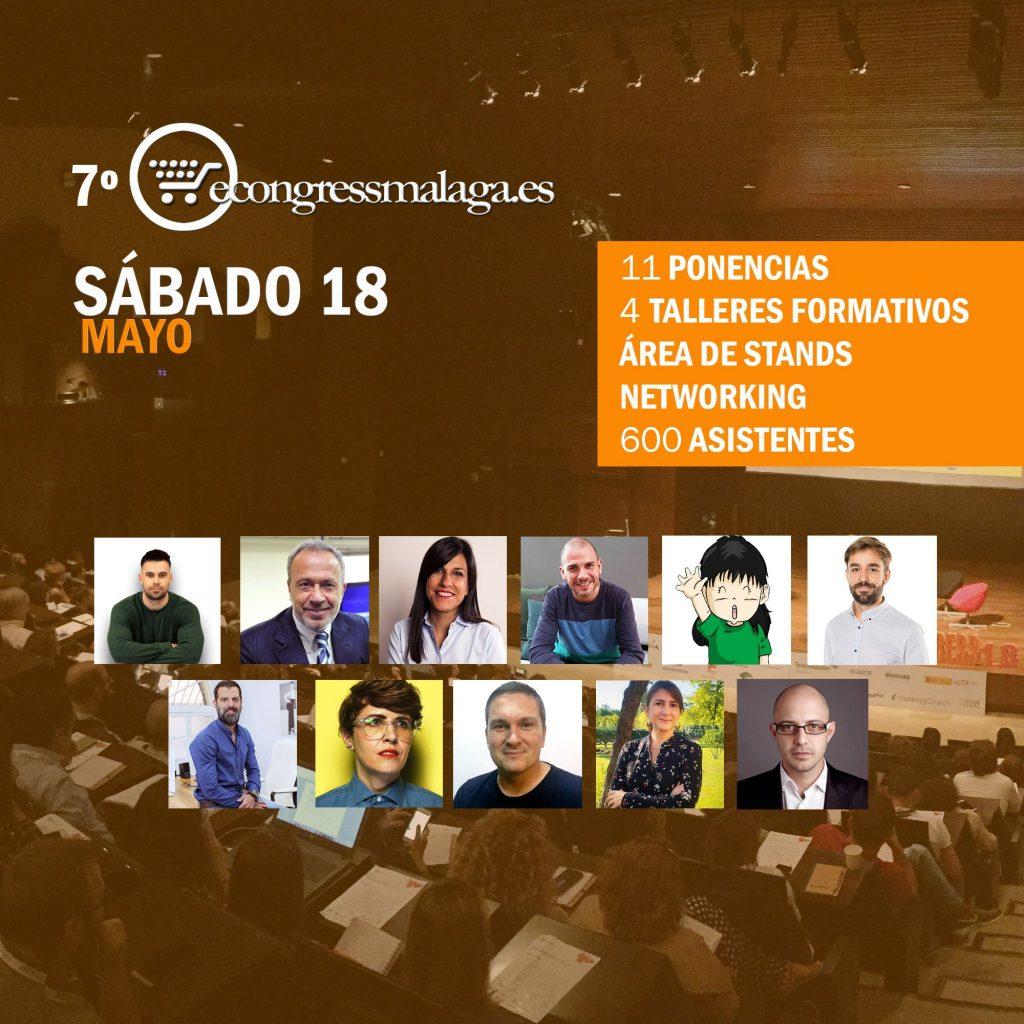 eCongress Málaga: la mayor feria de ecommerce del sur de Europa