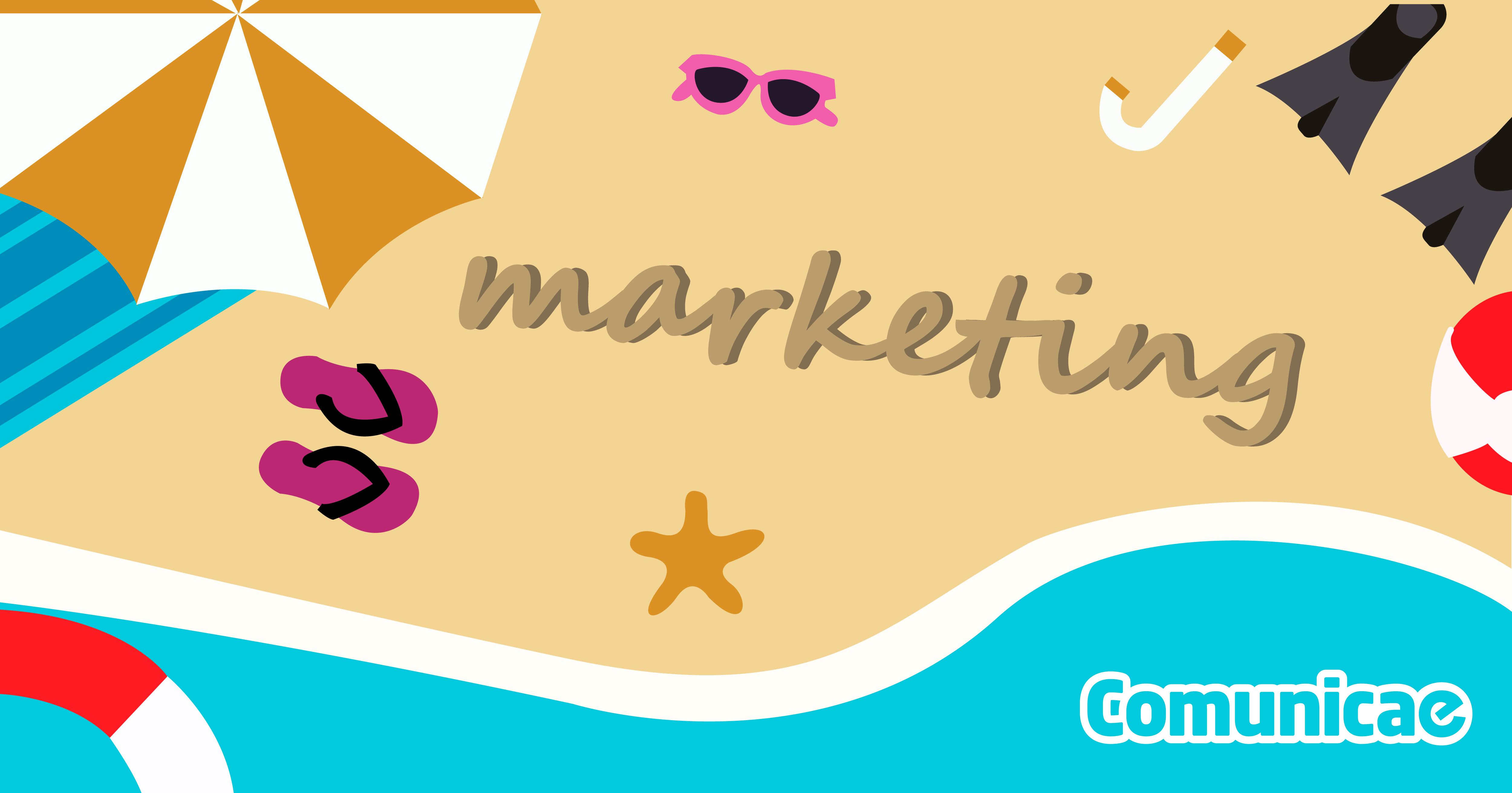 Sectores que aprovechan mejor el marketing en verano