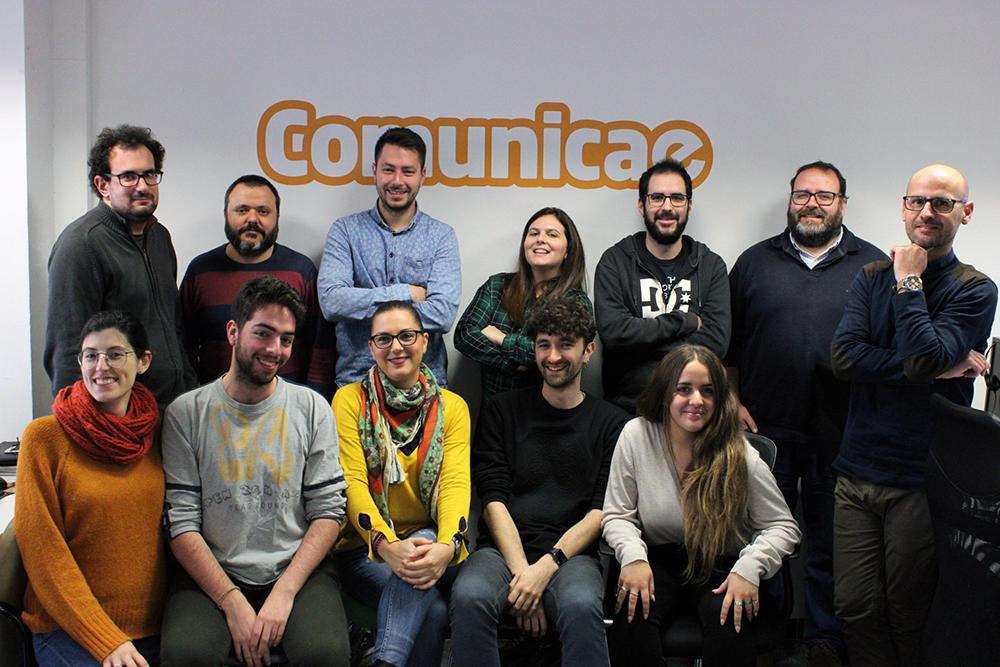 Comunicae 2019 grupo