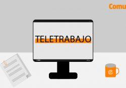 Teletrabajo en Comunicae