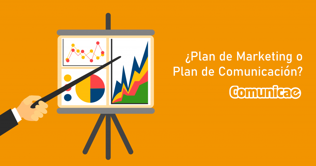 plan de marketing o plan de comunicación