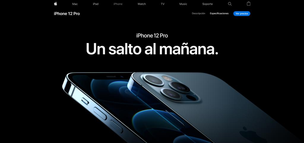 apple pantalla completa