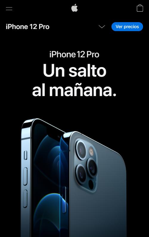 appel pantalla mobile